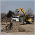 Brownfield remediation for TVDSB by Artscrushing & Recycling.